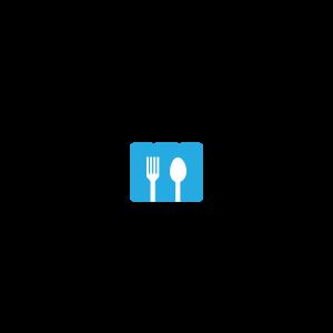 Throwback Lunch Logo